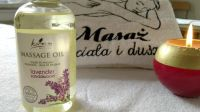 Olejek do masażu Kanu Nature Lavender Sandalwood